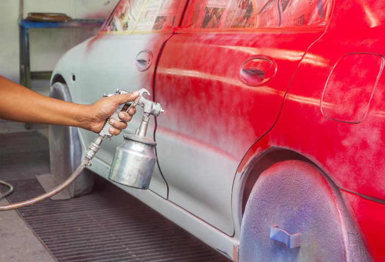 auto paint refinishing lonny moore s collision repair