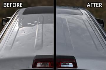 Paintless Dent Repair - Lonny Moore's Collision Repair